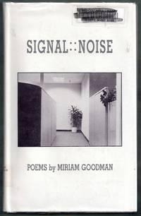 Signal :: Noise.  Poems