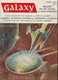 GALAXY Science Fiction: April, Apr. 1965
