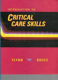image of Introduction to Critical Care Skills, 1e