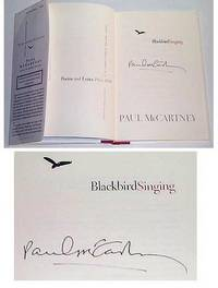 Blackbird Singing : Poems and Lyrics 1965-1999