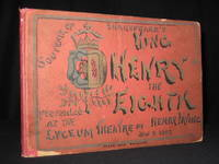 Souvenir of Shakespeare's Historical Play: King Henry the Eighth, presented at the Lyceum Theatre, 5th January 1892