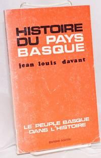 image of Histoire du pays Basque: Le peuple Basque dans l'histoire