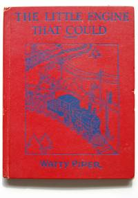 The Little Engine That Could (1929, Platt & Munk 1st. Ed. 2nd State w/dj)