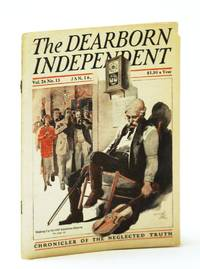 The Dearborn Independent - Chronicler of the Neglected Truth, January (Jan.) 16, 1926, Volume 26, Number 13 - A Shylock Nation?