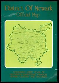 image of District of Newark & Sherwood Official Map