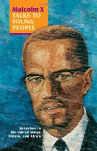 image of Malcolm X Talks to Young People