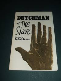 image of Dutchman and The Slave Two Plays