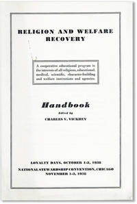 Religion and Welfare Recovery Handbook