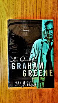 The Quest for Graham Greene.