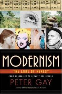 image of Modernism the Lure of Heresy : From Baudelaire to Beckett and Beyond