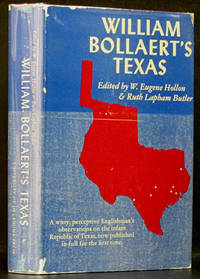 William Bollaert's Texas