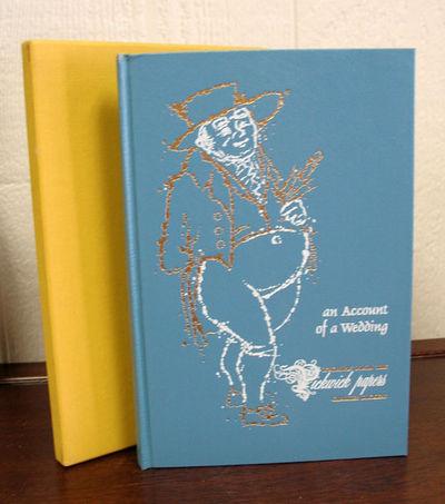 Philadelphia: Privately Printed - Samuel Dalton, 1964. 1st edition thus. #285/1300 cc. Blue Decorati...