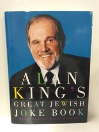 Alan King's Great Jewish Joke Book (SIGNED)