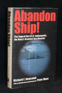 image of Abandon Ship!; The Saga of the U.S.S. Indianapolis, the Navy's Greatest Sea Disaster