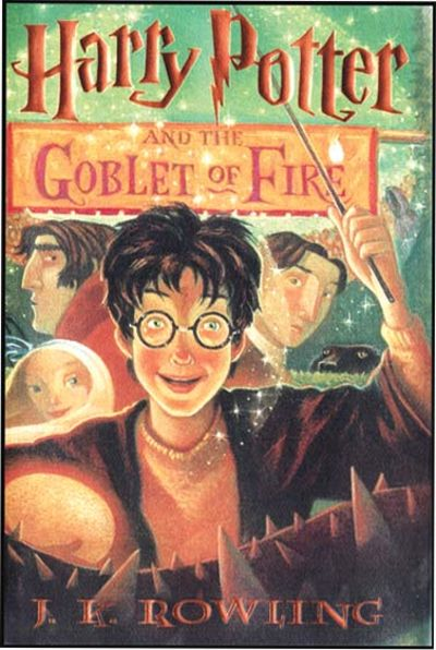 a review of harry potter and the goblet of fire a book by j k rowling