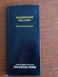 Boardroom Ballads