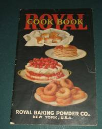 Royal Cook Book for 1925