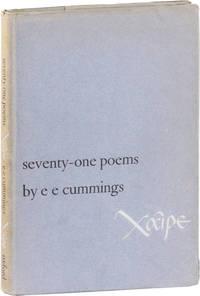image of Xaipe: Seventy-One Poems