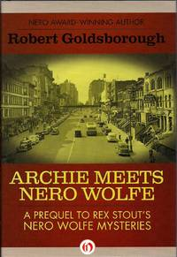 image of Archie meets Nero Wolfe