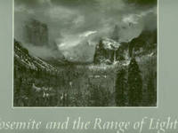 Yosemite And The Range Of Light by  Ansel Adams - 1st Edition - 1979 - from Chris Hartmann, Bookseller and Biblio.com