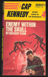 Cap Kennedy #4: Enemy Within The Skull