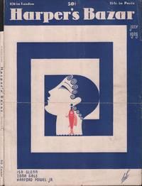 image of Harper's Bazar (Harper's Bazaar) - July, 1929 - Cover Only