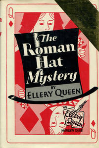 image of THE ROMAN HAT MYSTERY.