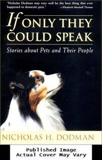 image of If Only They Could Speak: Stories About Pets and Their People