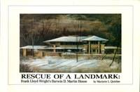 image of Rescue Of A Landmark: Frank Lloyd Wright's Darwin D. Martin House