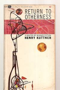image of RETURN TO OTHERNESS