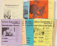 image of Regeneration [continuing as] Synthesis / Regeneration: a magazine of Green social thought [17 issues]