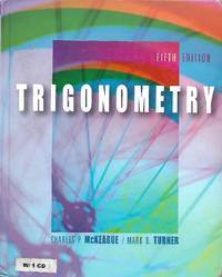 Trigonometry (with CD-ROM)