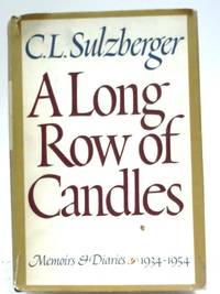 image of A Long Row Of Candles
