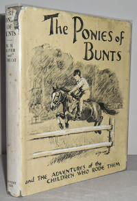 image of The ponies of Bunts and the adventures of the children who rode them