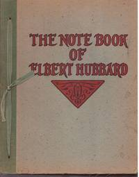 image of The Notebook of Elbert Hubbard