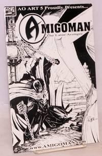 Amigoman the Latin Avenger #1