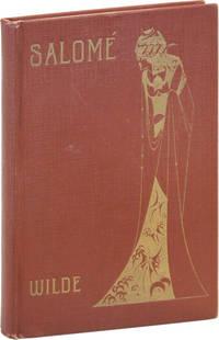 Salomé: Tragéde en un acte [Text in French] by  illus  Oscar; Aubrey Beardsley - Hardcover - Reprint - 1920 - from Lorne Bair Rare Books and Biblio.com