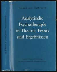 ANALYTISCHE PSYCHOTHERAPIE IN THEORIE, PRAXIS UND ERGEBNISSEN