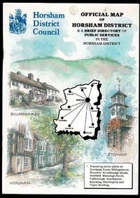 image of Official Map of Horsham District
