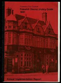 image of Foleshill District Policy Guide 1981: Annual Implementation Report