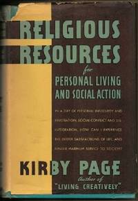 Religious Resources For Personal Living And Social Action
