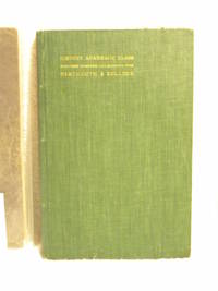 History of The Academic Class of Eighteen Hundred and seventy-Two - Dartmouth College. MCMIV (1904)