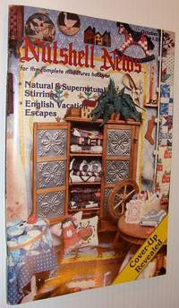 Nutshell News Magazine - For the Complete Miniatures Hobbyist, October 1987 - Natural and Supernatural Stirrings