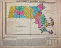 Geographical, Statistical, and Historical Map of Massachusetts
