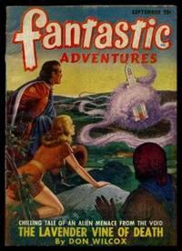 FANTASTIC ADVENTURES - Volume 10, number 9 - September 1948