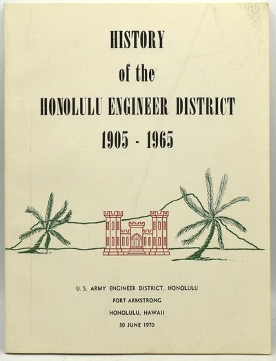 Honolulu: U.S. Army Engineer District, 1970. First Edition. Soft Cover. Very Good binding. Small 4to...