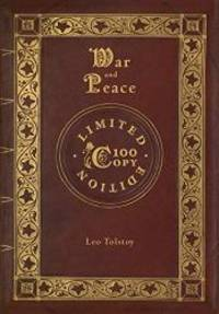 image of War and Peace (100 Copy Limited Edition)