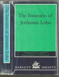 The Itinerário of Jerónimo Lobo