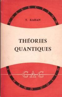 Théories quantiques de la matière et du rayonnement