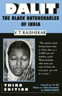 DALIT: THE BLACK UNTAOUCHABLES OF INDIA